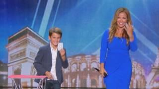 Simon- France's Got Talent 2016 - Week 3