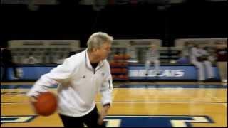 Coach Blair Half Court Shot