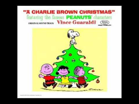 Christmastime Is Here - Vince Guaraldi Trio - HD Audio