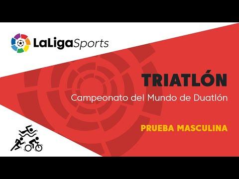 📺  En Directo | Campeonato del Mundo de Duatlón en Pontevedra