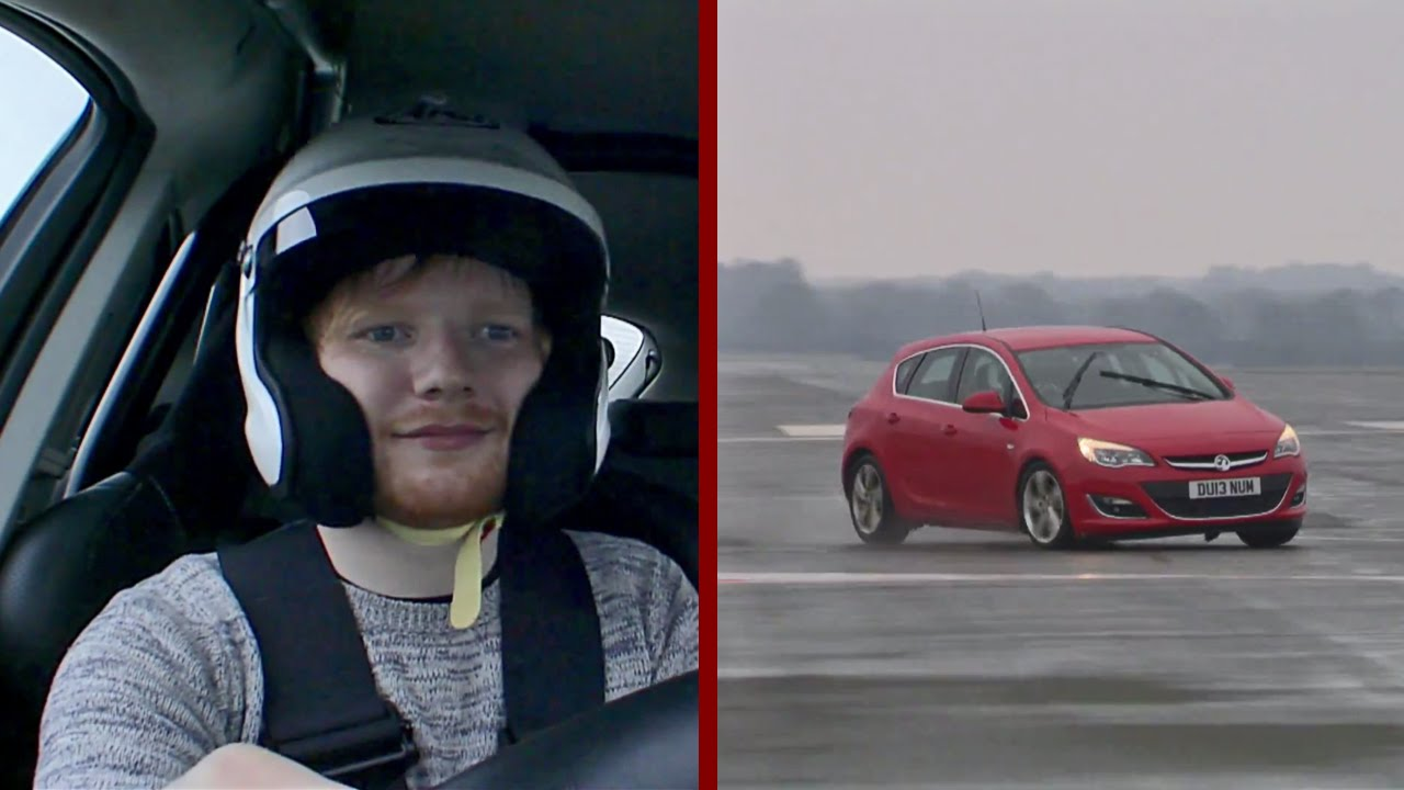 ed sheeran drives for the first time on top gear youtube. Black Bedroom Furniture Sets. Home Design Ideas