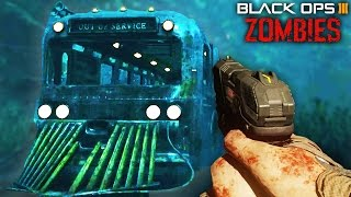 DRIVEABLE TRANZIT BUS! - Black Ops 3 ZOMBIES MOD TOOLS GAMEPLAY! (BO3 Custom Zombies)