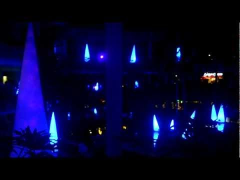 TRINOMA Merry Musical Lights '12-'13