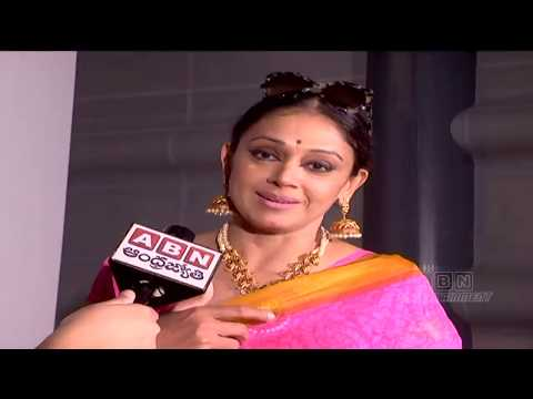 Senior Actress Shobana About Her Biopic Making | Exclusive Interview | ABN Entertainment