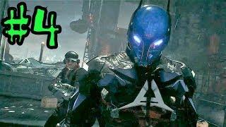 Batman Arkham Knight Gameplay Walkthrough Part 4