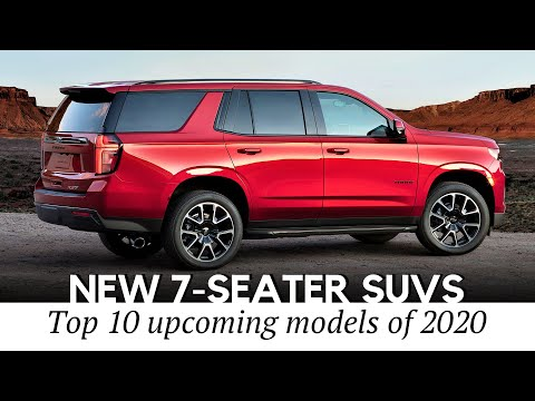 10 Upcoming 7-Seater SUVs To Buy As Your Next Car In 2020