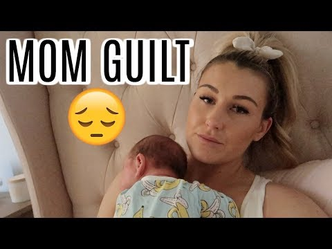 having-mom-guilt-|-day-in-the-life-with-a-newborn-|-tara-henderson
