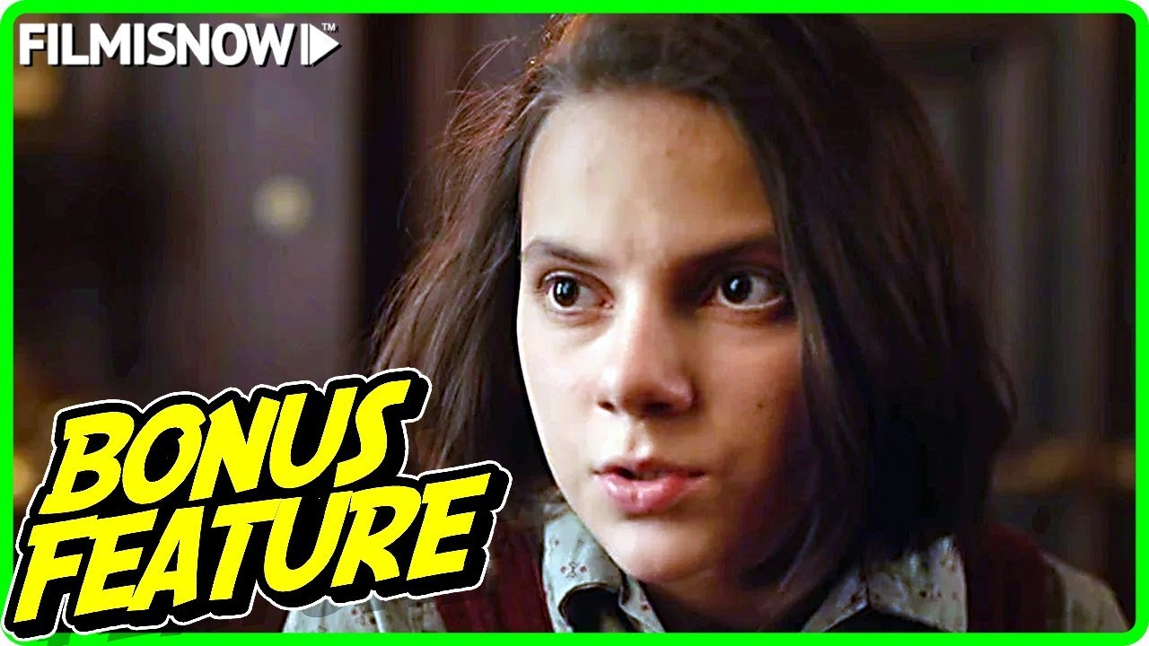 HIS DARK MATERIALS | Dafne Keen: Bringing Lyra Belacqua to Life Featurette (HBO)