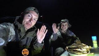 Рыбалка на реке Егорлык в последний день лета