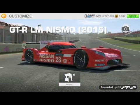 Real Racing 3: Final Goodbye RR3 Video With Nissan LM Nismo!
