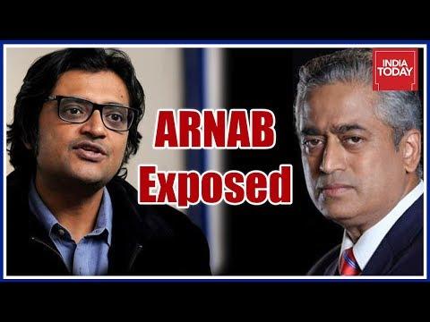 Rajdeep Sardesai Exposes Arnab Goswami's Lie On Being Attacked During Gujarat Riots | Newsroom