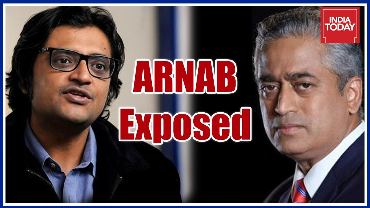 Rajdeep Sardesai Exposes Arnab Goswami's Lie On Being Attacked During Gujarat Riots | Newsroom