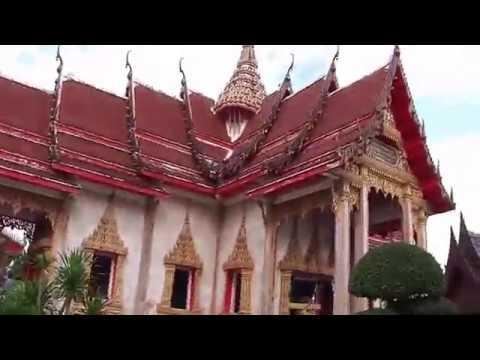Wat-chalong  Tempel Phuket