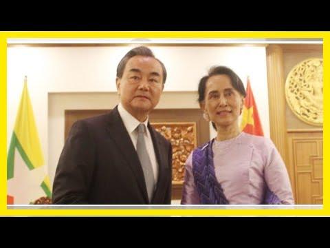 TOP NEWS - Burma China's ' solutions '