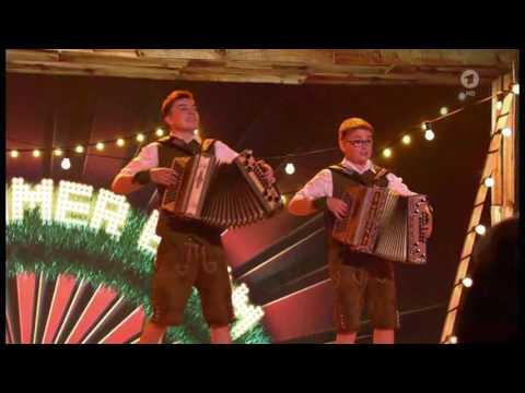 Kapfhammer Buam - I sing a Liad für Di