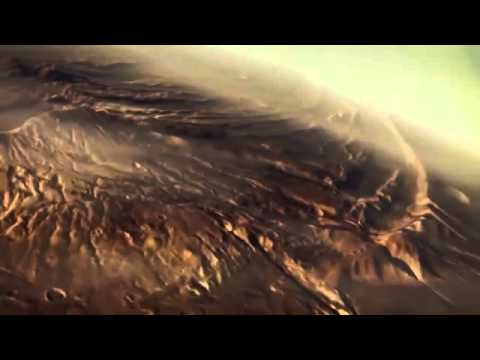 Mars 3D flyover video shows digital mapping of the Red Planet
