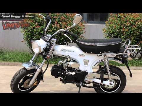 Repeat Skyteam ST50-6 - Honda Dax Nachbau 50ccm Moped - NEU