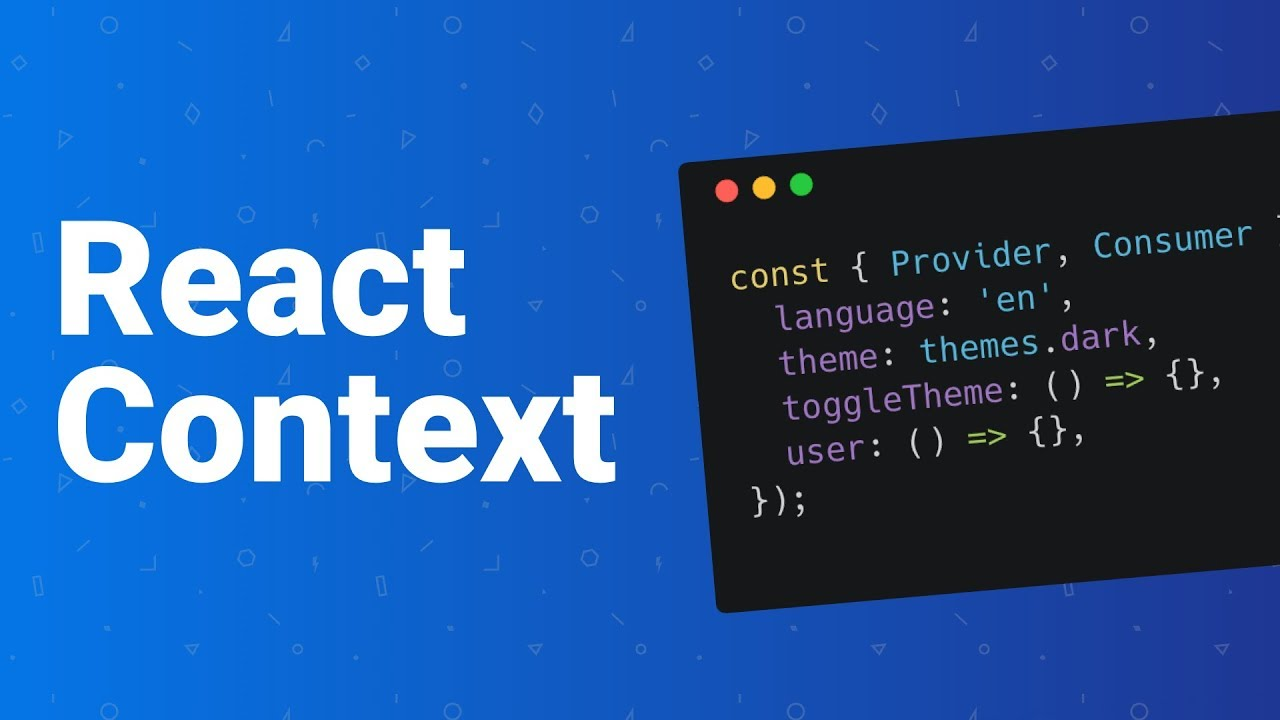 Introduction to the React Context API