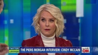 "Cindy McCain on Sarah Palin and film, ""Game Change"""
