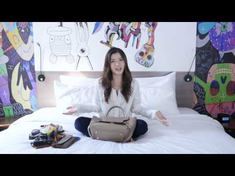 Sneak Peek: What's Inside My Summer Holiday Bag (GIVEAWAY) | ANASTASIA SIANTAR