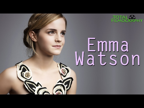 Emma Watson | EVERY movie through the years | Total Filmography | 2018