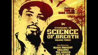 Ghost Story - Zion I (The Science Of Breath Mixtape Vol 1)