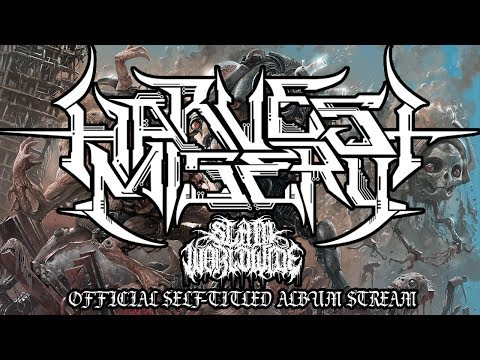 HARVEST MISERY - SELF-TITLED [OFFICIAL ALBUM STREAM] (2016) SW EXCLUSIVE