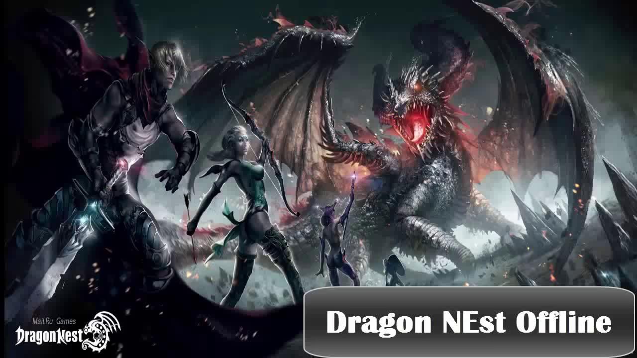 dragon nest account create