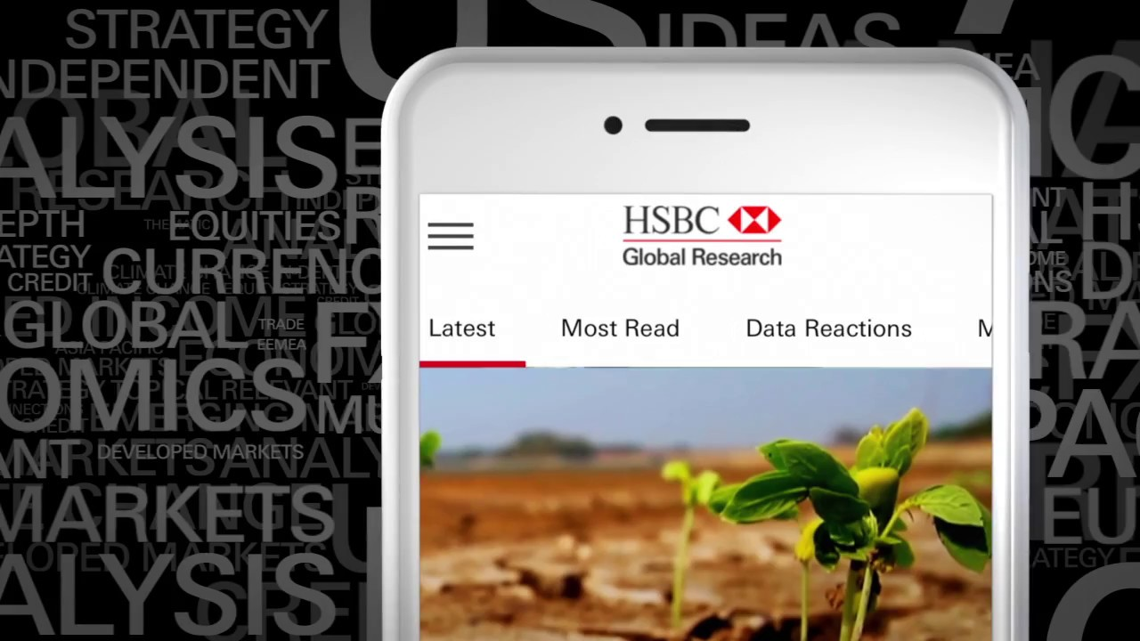 HSBC Global Research - by HSBC Bank plc - Finance Category - 169