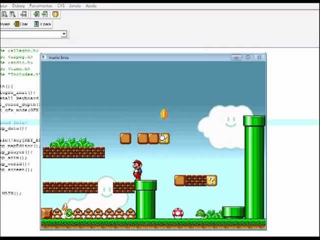 Super Mario Source Code Java