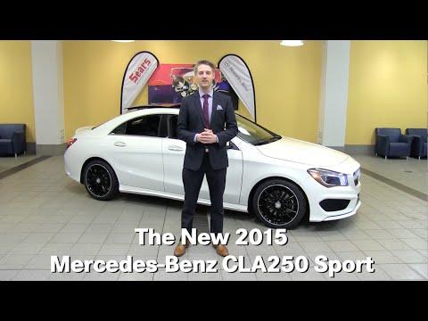 Review: New 2015 Mercedes-Benz CLA250 CLA-Class Minneapolis Minnetonka Plymouth MN