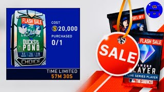 DUCKS ON THE POND PACKS ARE BACK | FLASH SALE PACK OPENING | MLB THE SHOW 20 PACK OPENING