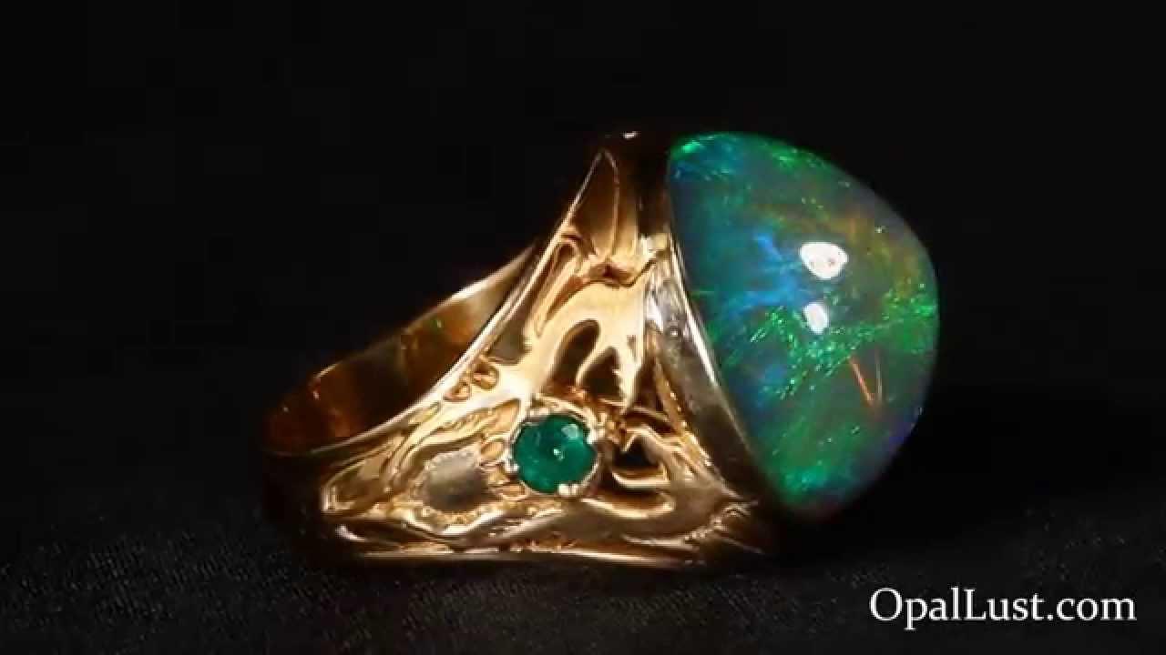 Welo ethiopian opal jewelry youtube mozeypictures Gallery