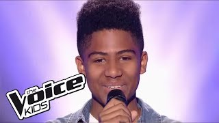 Diamonds - Rihanna | Kelvin | The Voice Kids France 2017 | Blind Audition