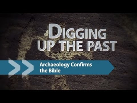 151 - Archaeological Discoveries in Bible Lands - Part 1 / Digging Up The Past - Francois DuPlessis
