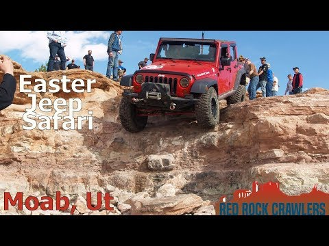 EASTER JEEP SAFARI 2018   BEHIND THE ROCKS, MOAB