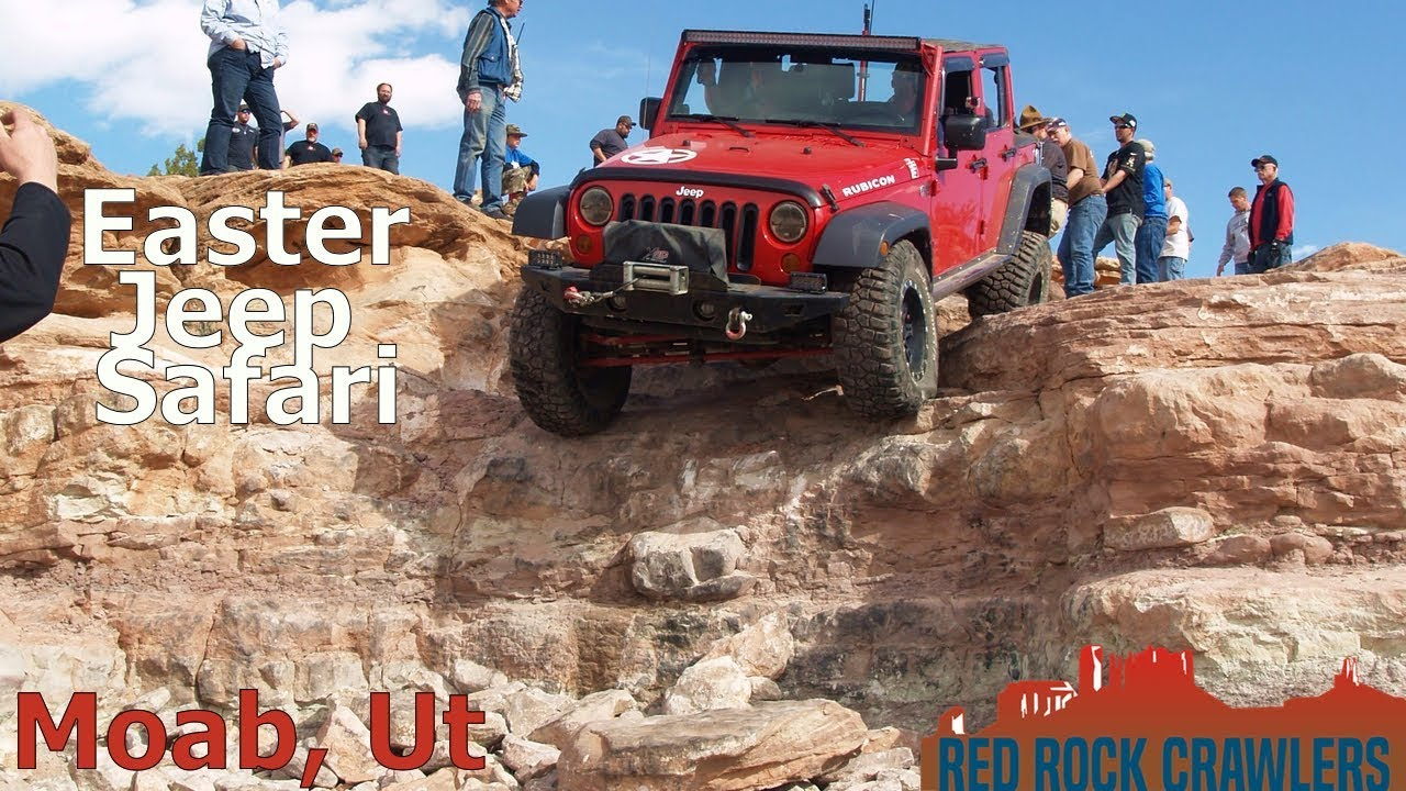 Download EASTER JEEP SAFARI 2018   BEHIND THE ROCKS, MOAB