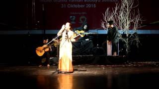 Musikalisasi Puisi Komunitas Seni Nan Tumpah - Kepada Tanah Air