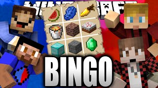 SO CLOSE! - Minecraft 1.9 RED vs BLUE 2v2 BINGO with The Pack