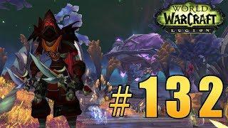 Прохождение World of Warcraft: Legion (WoW) - Разбойник - Прибытие в Мак'Ари #132