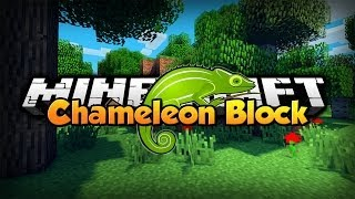 Minecraft Mod Showcase: Chameleon Block Mod 1.7.2