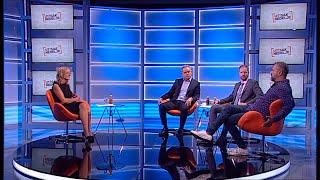 Utisak nedelje: Zoran Lutovac, Sergej Trifunović i Milan Antonijević