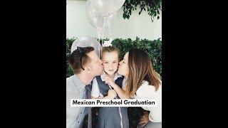 Gringa Graduates Mexican Preschool