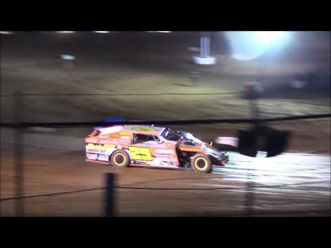 AMRA Modified B-Main #2 from Skyline Speedway, October 7th, 2016.