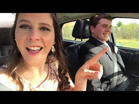 Prom Vlog 2018 | Jess Clavet