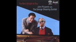 John Pizzarelli & George Shearing - Shine on your shoes