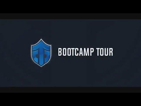 Entity Gaming bootcamp tour video | K18