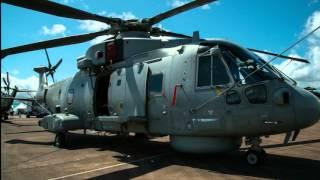Westland: Sea King HAR.3; HC3; Merlin HM2;  ASaC7; Sea King