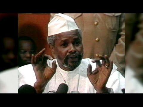 Former Chad leader Hissene Habre in court
