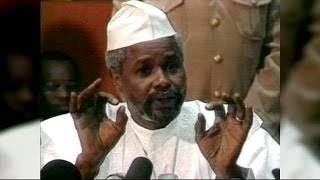 Former Chad leader Hissene Habre in court